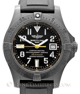 BREITLING | Avenger Seawolf Blacksteel Limited | Ref. M17330