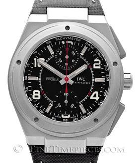 IWC | Ingenieur Chronograph AMG Titan | Ref. IW372504