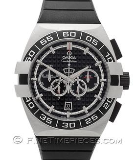 OMEGA | Constellation Double Eagle Co-Axial 4-Counters Chronograph | Ref. 12132445201001