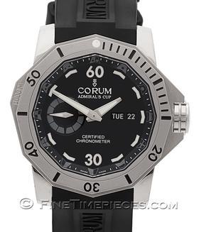 CORUM | Admirals Cup Deep Hull 48 limitiert | Ref. 947.950.04/0371 AN12