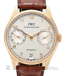 IWC | Portugieser Automatik Rotgold / Roségold | Ref. IW500113