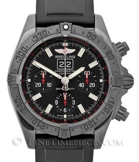BREITLING | Blackbird Blacksteel Limited Edition | Ref. M44359-1021