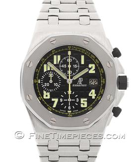 AUDEMARS PIGUET | Royal Oak Offshore Chrono *Worth Avenue*  limitiert | Ref. 26086ST.OO.D002CR.01