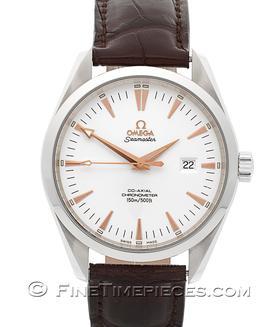 OMEGA | Seamaster Aqua Terra Co-Axial Chronometer | Ref. 28023437