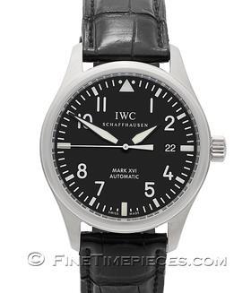 IWC | Fliegeruhr Mark XVI Stahl | Ref. IW325501