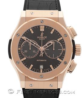HUBLOT | Classic Fusion Chronograph Racing Grey King Gold | Ref. 521.OX.7080.LR