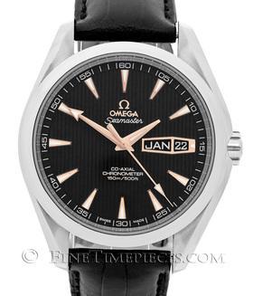 OMEGA | Seamaster Aqua Terra Co-Axial 150 m Annual Calendar Limited | Ref. 23153432201001