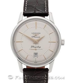 LONGINES | Admiral Flagship Heritage Automatic | Ref. L4.795.4.72.2