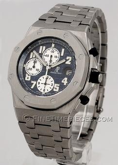 AUDEMARS PIGUET | Royal Oak Offshore Chrono | Ref. 25721Ti