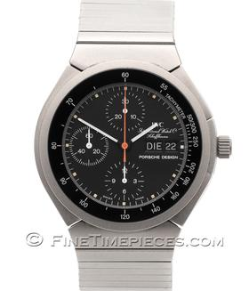IWC | Porsche Design Titan Chronograph | Ref. 3704