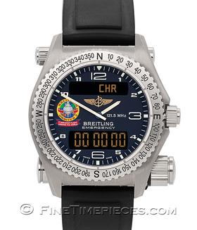 BREITLING | Emergency Orbiter 3 Limited Edition 1999 | Ref. E56321