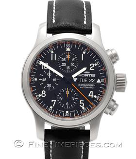 FORTIS | B-42 Pilot Professional Chronograph | Ref. 635.22.11.L08