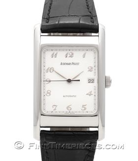 AUDEMARS PIGUET | Rectangle *Edward Piguet* | Ref. 15015ST.O.0002.01