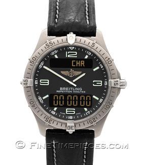 BREITLING | Aerospace Minutenrepitition Titan | Ref. E65062