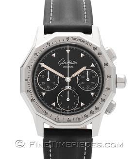 GLASHÜTTE ORIGINAL | Sport Chronograph Automatik Medium | Ref. 10-66-36-41-04