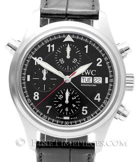 IWC | Fliegeruhr Spitfire Doppelchronograph | Ref. IW371333