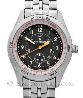 REVUE THOMMEN | Airspeed Altimeter Titan Limited | Ref. 5360001