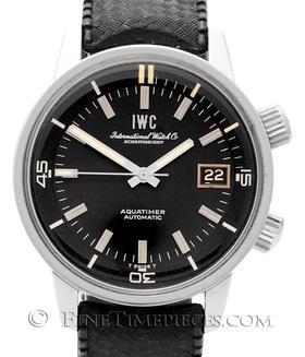 IWC | Aquatimer Automatik Service 2009 | Ref. 812
