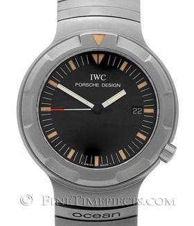 IWC | Porsche Design Ocean 2000 | Ref. 3504-001