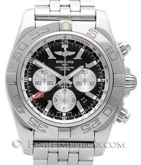 BREITLING | Chronomat GMT | Ref. AB041012/BA69/383A