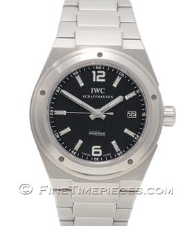 IWC | Ingenieur Automatic Edelstahl Service 09/2014 | Ref. IW322701