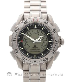 OMEGA | Speedmaster Professional X-33 Chronograph Titan | Ref. 3291.50.00