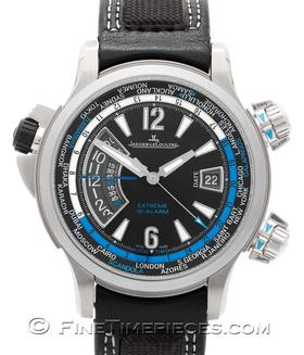 JAEGER-LeCOULTRE | Master Compressor Extreme World Alarm *Tides of Time* Limitiert | Ref. 177847T