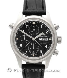 IWC | Fliegeruhr Doppelchronograph Klassik | Ref. 3711-001