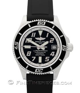 BREITLING | Superocean 42 Abyss Silver | Ref. A1736402/BA29/202S/A18D.2