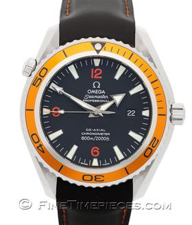 OMEGA | Seamaster Planet Ocean 600 M Co-Axial 45,5 mm | Ref. 2908.50.38