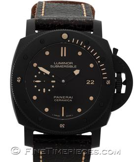 OFFICINE PANERAI | LUMINOR SUBMERSIBLE 1950 3 DAYS AUTOMATIC CERAMICA Special Edition | Ref. PAM 508