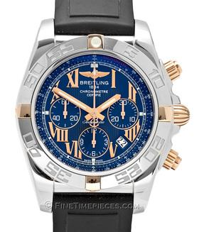 BREITLING | Chronomat 44 B01 Stahl / Rosegold | Ref. IB011012