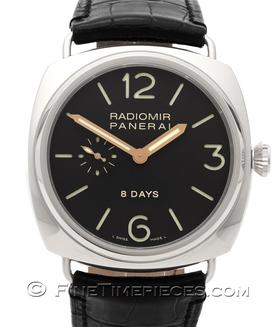OFFICINE PANERAI | Radiomir 8 Days | Ref. PAM 190