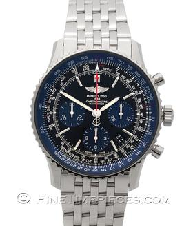 BREITLING | Navitimer 01 Limited Blue Edition | Ref. AB012116/BE09-447A