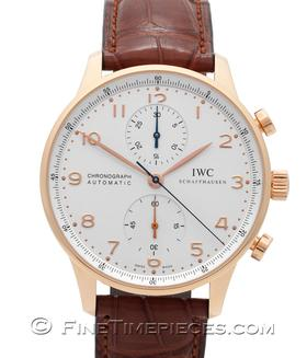 IWC | Portugieser Chronograph Automatic Rotgold | Ref. IW371480