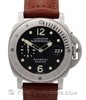 OFFICINE PANERAI | Luminor Submersible Titan | Ref. PAM 25