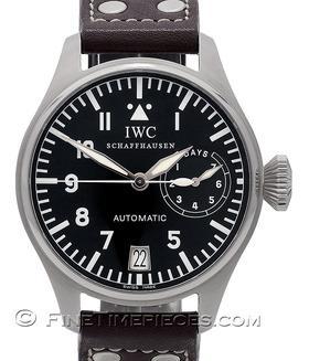 IWC | Große Fliegeruhr Edelstahl | Ref. IW500201