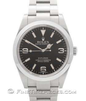ROLEX | Explorer I neues Modell 39 mm LC 100 | Ref. 214270