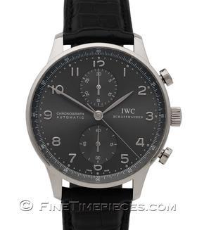 IWC | Portugieser Chronograph Automatic Weißgold | Ref. IW371431