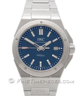 IWC | Ingenieur Automatic Laureus Edelstahl Deutsche Auslieferung | Ref.  IW323909