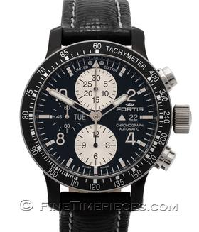 FORTIS | B-42 Stratoliner Chronograph PVD Limited | Ref. 665.12.71 L01