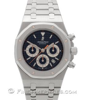 AUDEMARS PIGUET | Royal Oak Chronograph | Ref. 26300ST.OO.1110ST.07