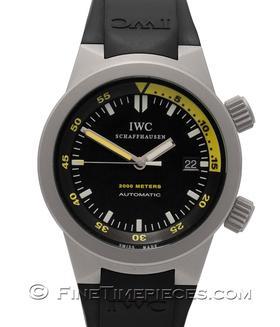 IWC | Aquatimer Automatic 2000 Titan | Ref. 3538-04