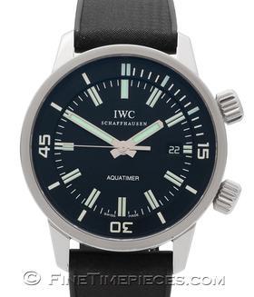 IWC | Aquatimer Automatic Vintage Stahl | Ref. IW323101