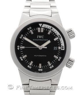 IWC | Aquatimer Automatik Edelstahl | Ref. IW354805