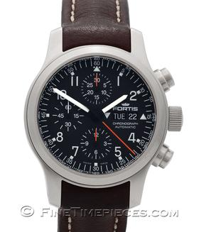 FORTIS | B-42 Flieger Chronograph | Ref. 635.10.11L01