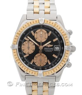 BREITLING | Chronomat Stahl-Gold | Ref. D13352