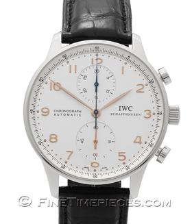 IWC | Portugieser Chronograph Automatic Service 2016 | Ref. IW371401