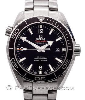 OMEGA   Seamaster Planet Ocean 600 m Keramik-Lünette   Ref. 232.30.46.21.01.001