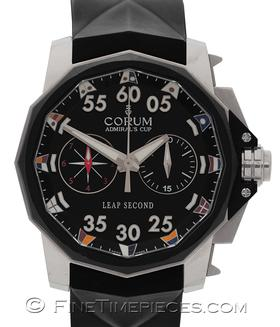 CORUM | Admirals Cup Leap Second 48 | Ref. 895.931.06